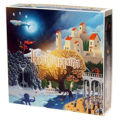 Настольная игра Cosmodrome Games Имаджинариум cosmodrome games настольная игра индейцы