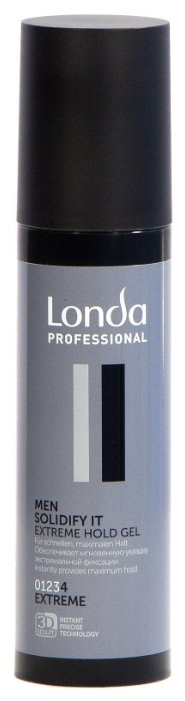 Londa Professional Men гель для волос Solidify It