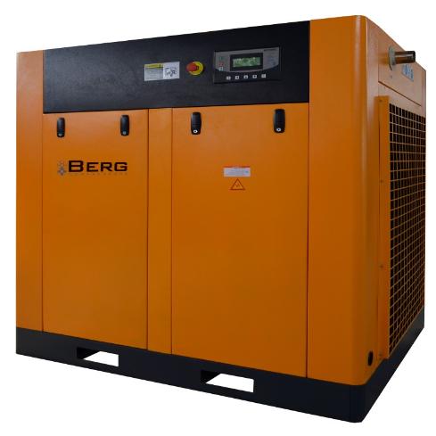Компрессор масляный BERG Compressors ВК-37Р 8, 37 кВт
