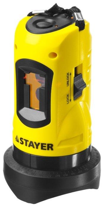 Лазерный уровень STAYER LASERMAX MASTER (34960)