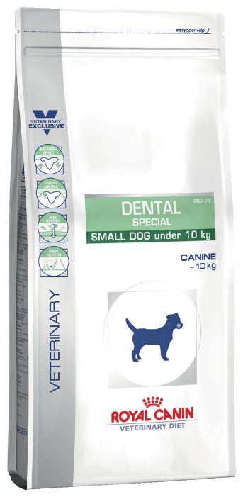 Корм для собак Royal Canin Dental Special DSD25 Small Dog