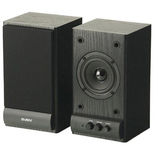 цена на Компьютерная акустика SVEN SPS-607 черный