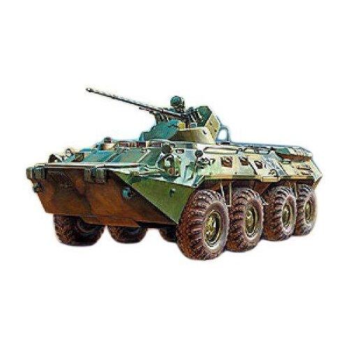 Купить Сборная модель ZVEZDA Российский бронетранспортер БТР-80А (3560) 1:35, Сборные модели
