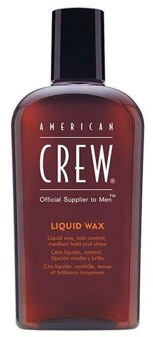 American Crew Воск Liquid, средняя фиксация