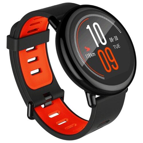 Умные часы Amazfit Pace черный amazfit pace red