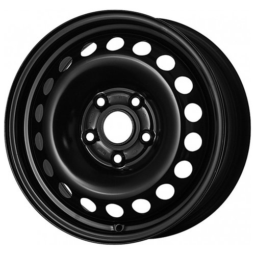 Колесный диск Magnetto Wheels 16012 6.5x16/5x114.3 D60.1 ET45 Black колесный диск magnetto wheels 16012 6 5x16 5x114 3 d60 1 et45 black