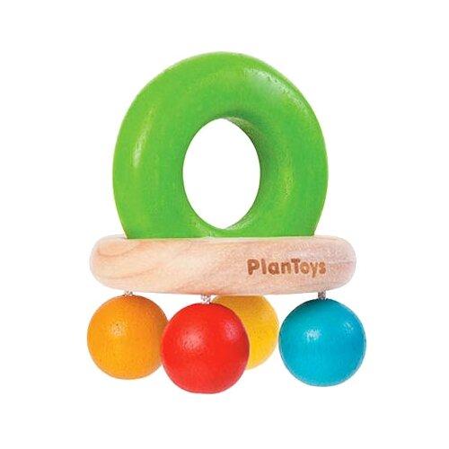 Погремушка PlanToys Деревянный Колокольчик