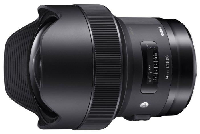 Объектив Sigma AF 14mm f/1.8 DG HSM Art Nikon F