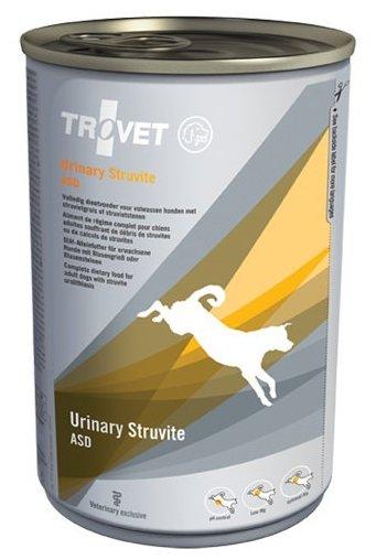 Корм для собак TROVET Dog Urinary Struvite canned