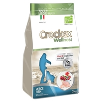 Корм для собак Crockex Wellness Adult Medio-Maxi рыба с рисом