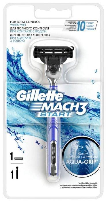 Бритвенный станок Gillette Mach3 Start — купить и выбрать из более, чем 15 предложений по выгодной цене на Яндекс.Маркете