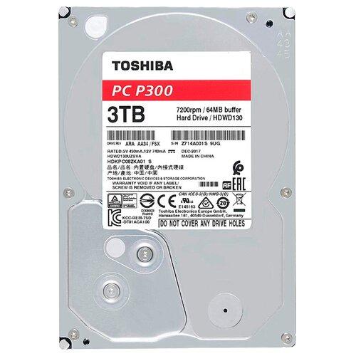 Купить Жесткий диск Toshiba HDWD130UZSVA