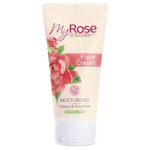 My Rose of Bulgaria Увлажняющий крем для лица, 50 мл