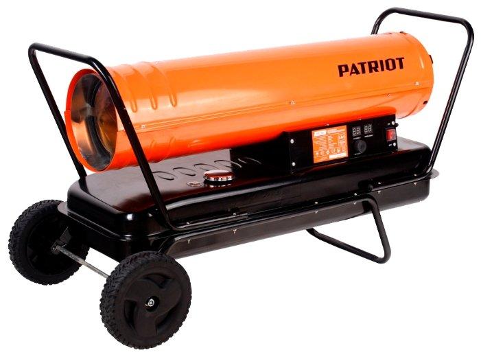 Дизельная пушка PATRIOT DTC 629