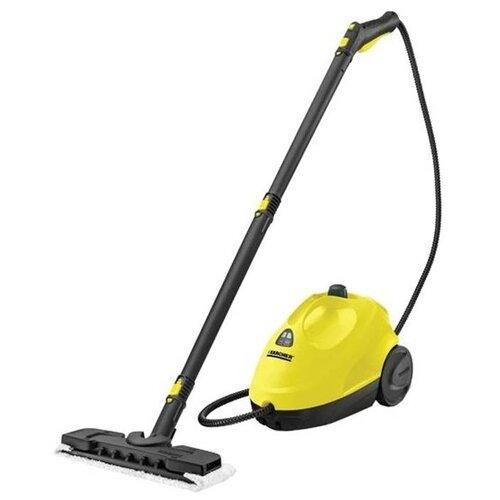 Пароочиститель KARCHER SC 2 EasyFix, желтый/черный пароочиститель karcher sc 1 easyfix желтый черный
