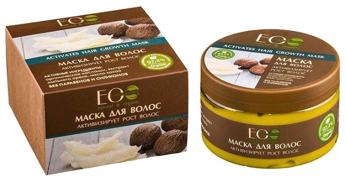 ECO Laboratorie Маска для волос Активизирует рост волос