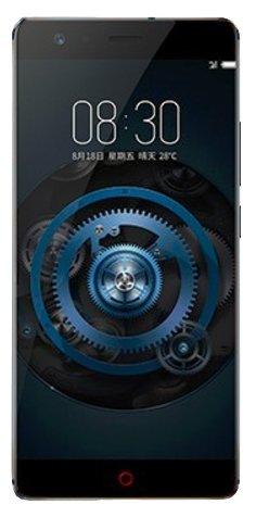 Смартфон NUBIA Z17 Lite 64Gb, синий/золотистый