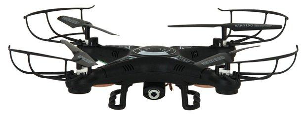 Квадрокоптер SPL X5C (IG299) черный фото 1