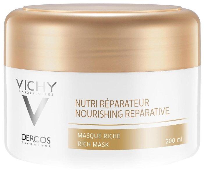 Vichy DERCOS Питательно-восстанавливающая маска для волос