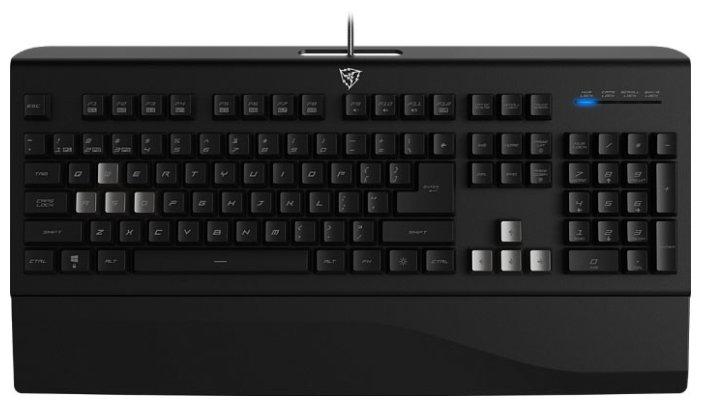 Клавиатура ThunderX3 ТК40 Black USB