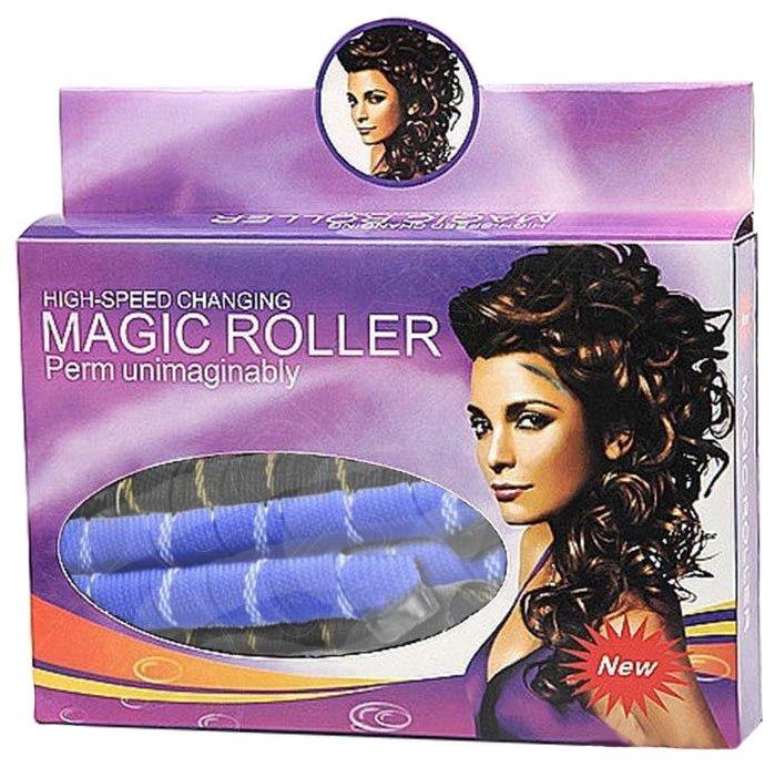 Гибкие бигуди Magic Roller Leverage 55 см