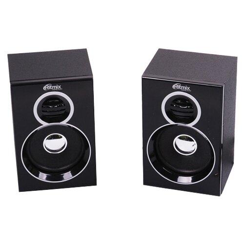 Компьютерная акустика Ritmix SP-2013w black компьютерная акустика genius sp u120 31731057100