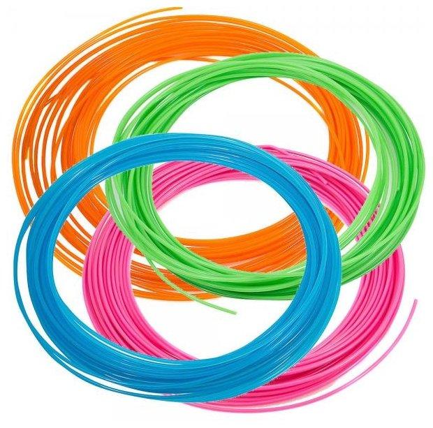 Print Product Набор №3 ABS прутков для 3D ручки PrintProduct 1.75 мм 4 цвета