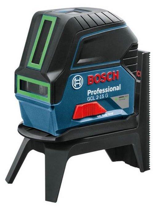 Лазерный уровень BOSCH GCL 2-15 G + RM 1 (0601066J00)