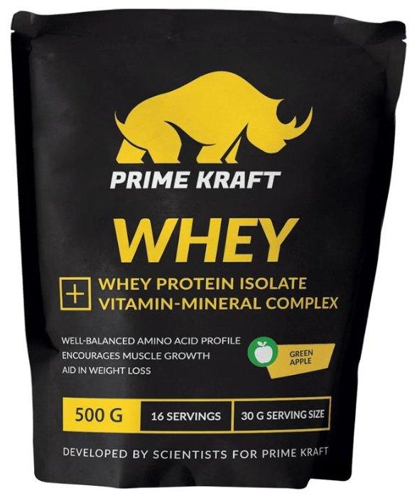 Протеин Prime Kraft Whey (500 г)