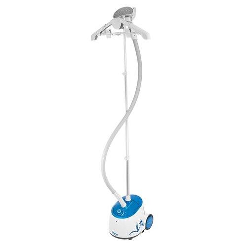 Отпариватель ENDEVER Odyssey Q-304/Q-305/Q-306/Q-307, белый/синий