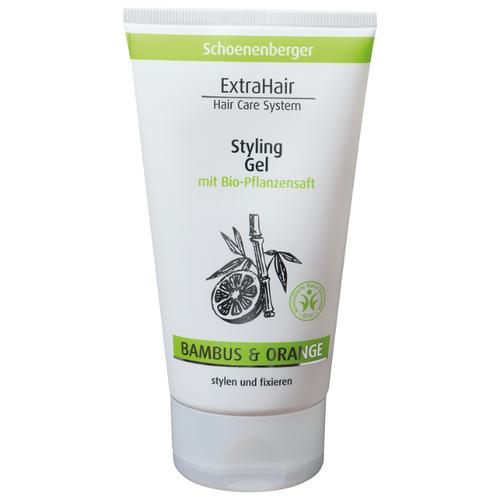 Schoenenberger ExtraHair Hair Care System гель для укладки Styling Gel, 150 мл