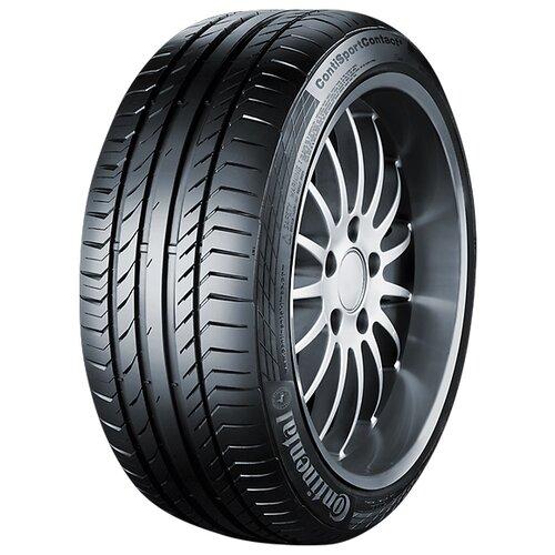 цена на Автомобильная шина Continental ContiPremiumContact 5 SUV 235/65 R17 104V летняя