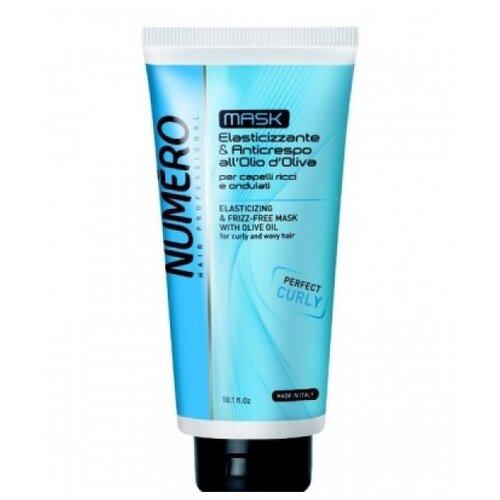 Brelil Professional Numero Маска для вьющихся волос с оливковым маслом, 300 мл