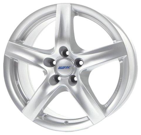 Колесный диск Alutec Grip 8x18/5x112 D66.5 ET52 Silver
