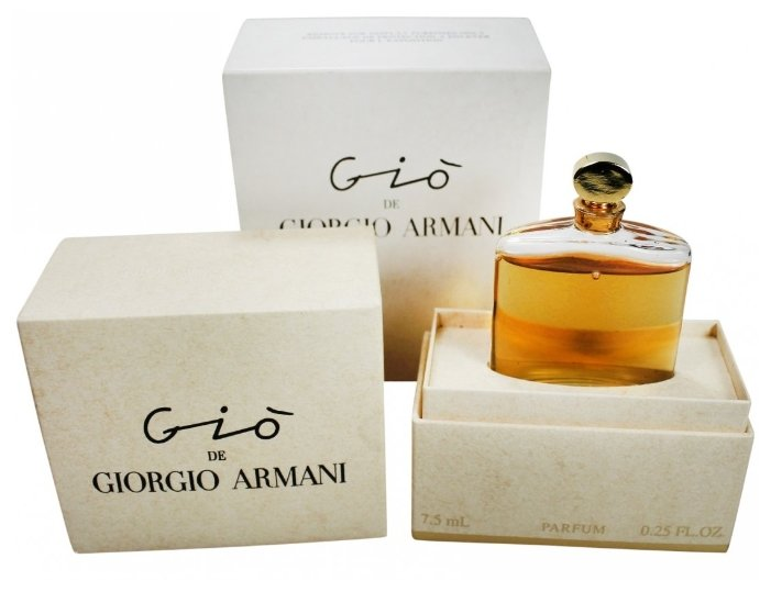 12072e4ebf4e Купить ARMANI Gio Parfum по выгодной цене на Яндекс.Маркете