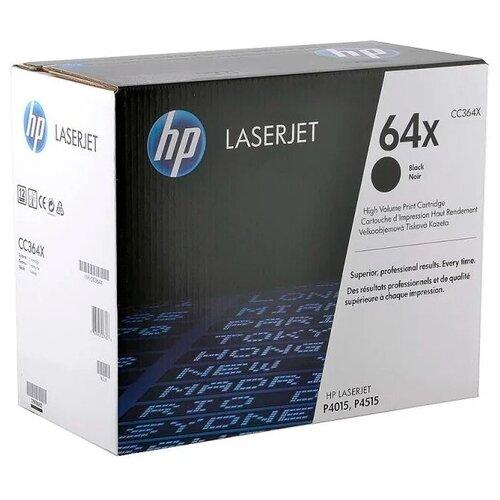 Фото - Картридж HP CC364X картридж nv print cc364x cc364x cc364x cc364x для для hp laserjet p4010 p4015 p4015dn p4015n p4015tn p4015x p4510 p4515 p4515n p4515tn p4515x p4515xm 24000стр черный