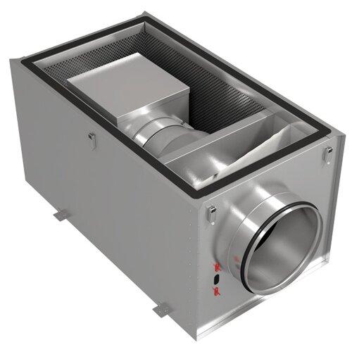 Приточная установка Shuft ECO 160/1-2,4/1-A настенная однорядная решетка shuft 1 wa 500 150