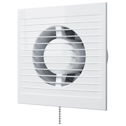 Вытяжной вентилятор ERA E 125 C -02, white 16 ВтВентиляторы вытяжные<br>