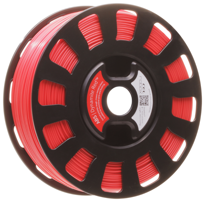 ABS пруток Robox 1.75 мм красный