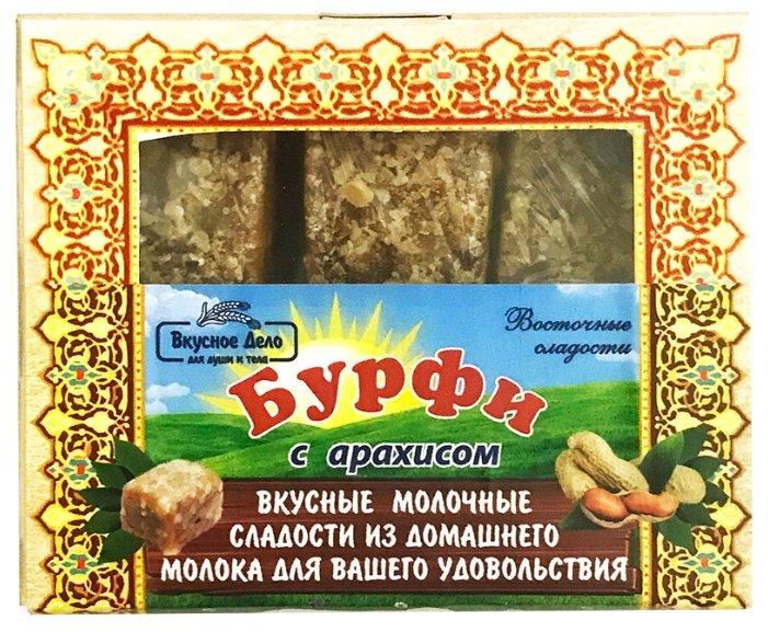 Бурфи Апромея с арахисом 200 г