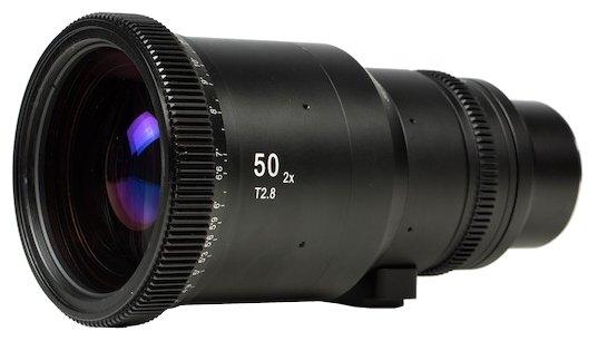 Объектив SLR Magic 50mm T2.8 Micro 4/3