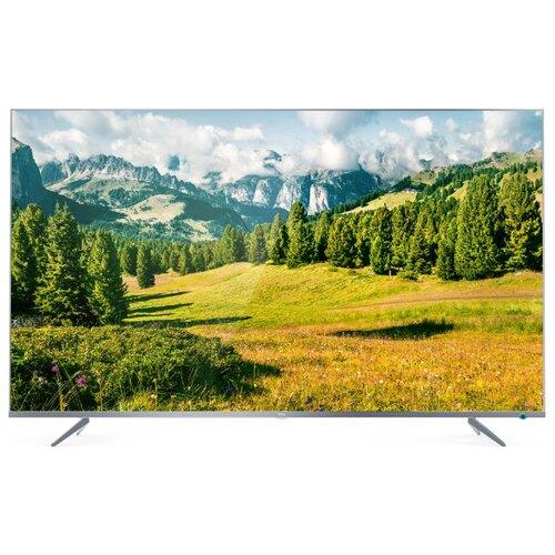 Фото - Телевизор TCL L65P6US 65 (2018) серебристый qled телевизор tcl 55c717