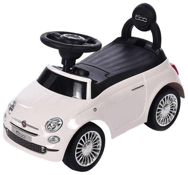 Каталка-толокар Baby Care Fiat 500 (620) со звуковыми эффектами
