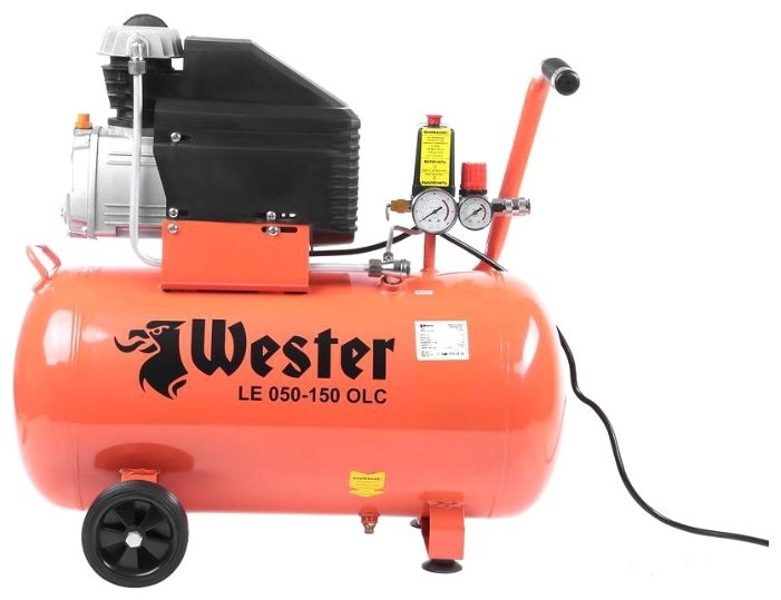 Компрессор Wester LE 050-150 OLC
