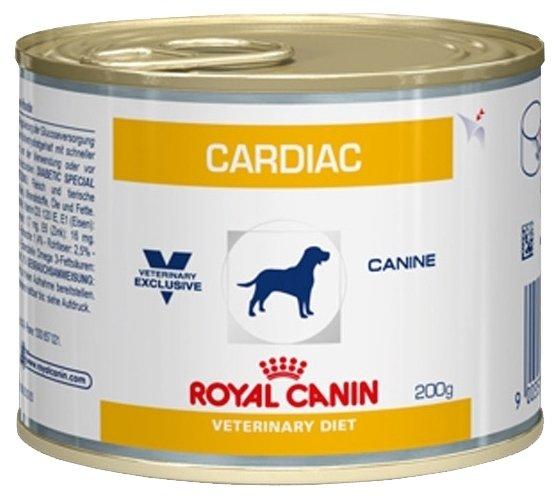 Корм для собак Royal Canin Cardiac при болезнях сердца 12шт. х 200г