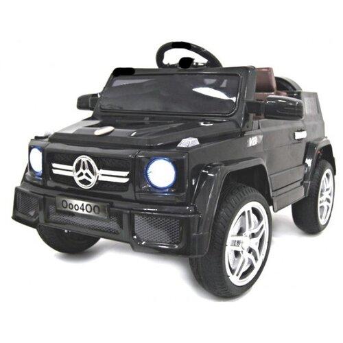 Купить RiverToys Автомобиль Mers O004OO, черный, Электромобили