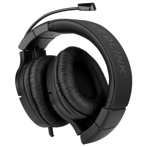 Компьютерная гарнитура SPEEDLINK SL-8796-BK-01 MEDUSA XE 5.1 True Surround Headset
