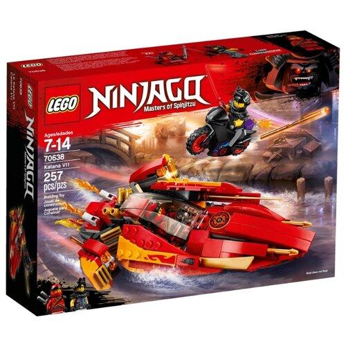 Купить Конструктор LEGO Ninjago 70638 Катана V11, Конструкторы