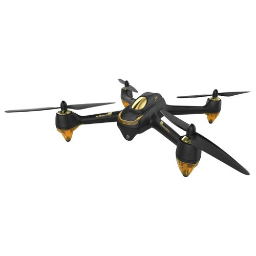Квадрокоптер Hubsan X4 FPV Brushless H501S Standard Edition черный h107 a26 body shell spare parts for hubsan x4 h107c rc quadcopter