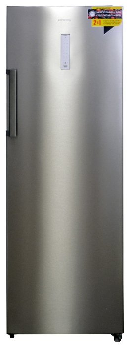 Морозильник HIBERG VFR-250D NFX